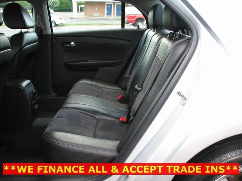2012 Chevrolet Malibu LT 4dr Sedan w/2LT - Fairfax VA