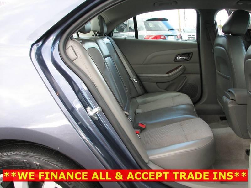 2013 Chevrolet Malibu LT 4dr Sedan w/2LT - Fairfax VA