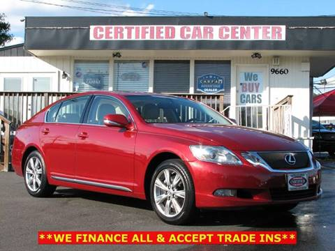 2010 Lexus GS 350 for sale in Fairfax, VA