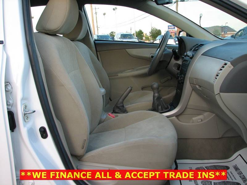 2010 Toyota Corolla 4dr Sedan 5M - Fairfax VA