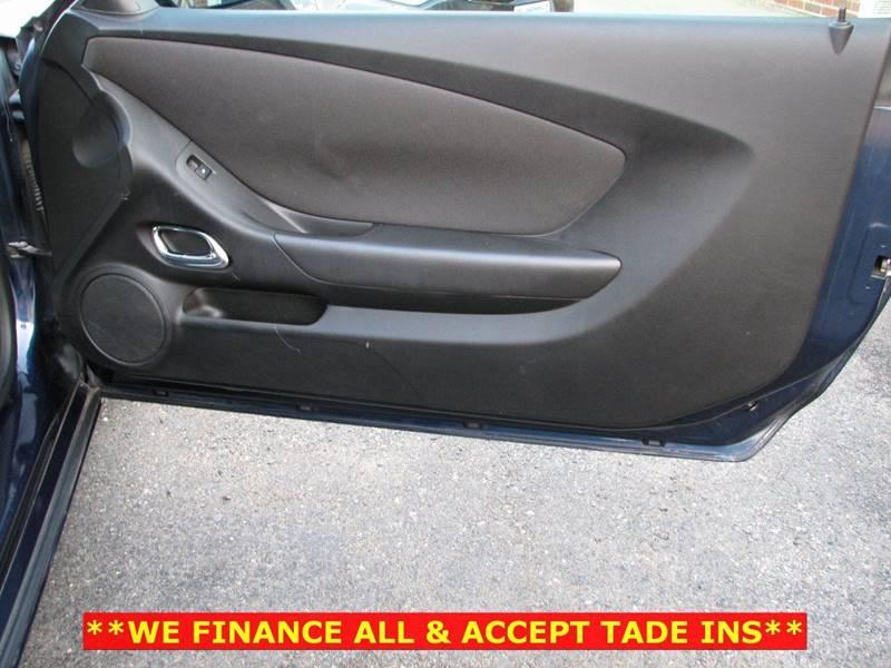 2011 Chevrolet Camaro LT 2dr Coupe w/1LT - Fairfax VA