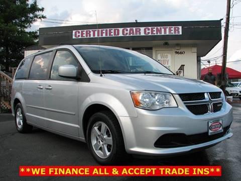 2011 Dodge Grand Caravan for sale in Fairfax, VA
