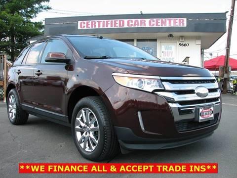 2012 Ford Edge for sale in Fairfax, VA