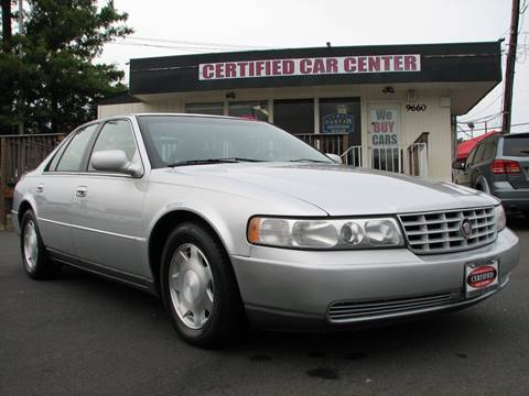 2000 Cadillac Seville for sale in Fairfax, VA