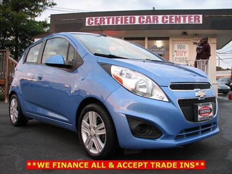2013 Chevrolet Spark for sale in Fairfax, VA
