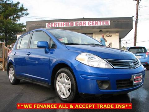 2011 Nissan Versa for sale in Fairfax, VA