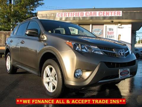 2013 Toyota RAV4 for sale in Fairfax, VA