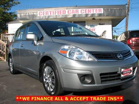 2010 Nissan Versa for sale in Fairfax, VA