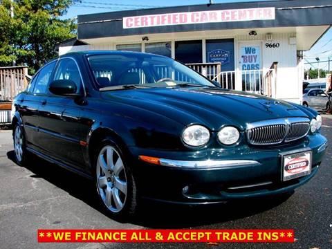 2005 Jaguar X-Type for sale in Fairfax, VA
