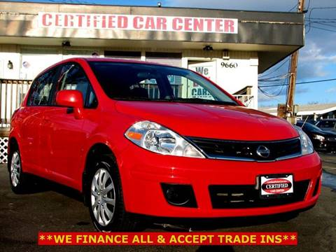 Nissan Used Cars Pickup Trucks For Sale Fairfax CERTIFIED CAR CENTER