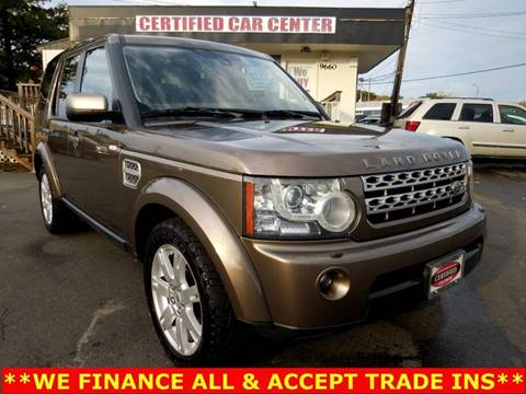 2011 Land Rover LR4 for sale in Fairfax, VA