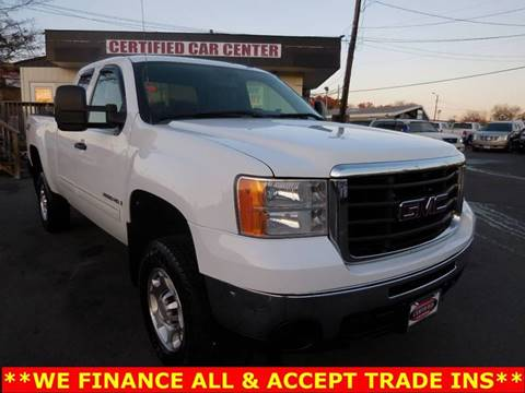 2009 GMC Sierra 2500HD for sale in Fairfax, VA