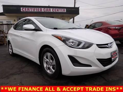 2015 Hyundai Elantra for sale in Fairfax, VA