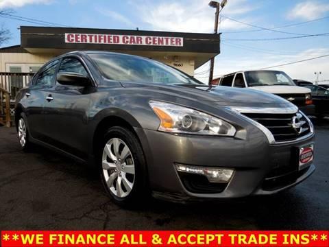 2015 Nissan Altima for sale in Fairfax, VA