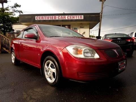 2008 Pontiac G5 for sale in Fairfax, VA