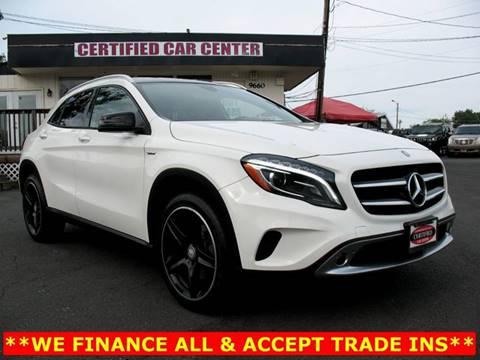 2015 Mercedes-Benz GLA for sale in Fairfax, VA
