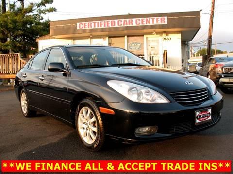 2004 Lexus ES 330 for sale in Fairfax, VA