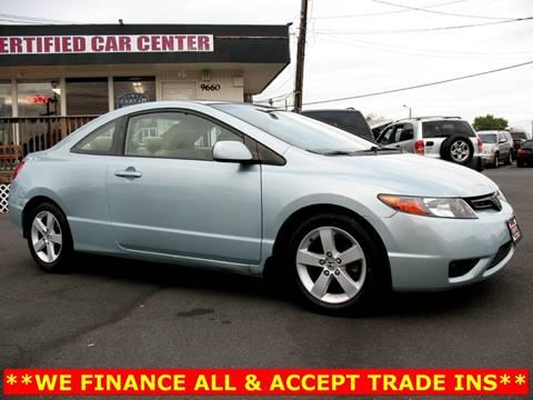 2007 Honda Civic for sale in Fairfax, VA