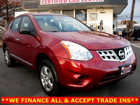 2013 Nissan Rogue for sale in Fairfax, VA