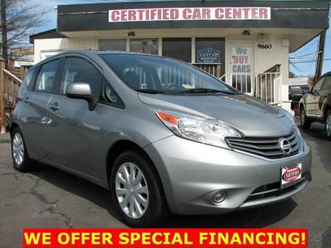 2014 Nissan Versa Note for sale in Fairfax, VA