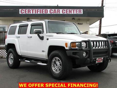 2006 HUMMER H3 for sale in Fairfax, VA