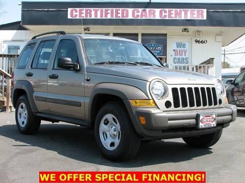 2006 Jeep Liberty for sale in Fairfax, VA
