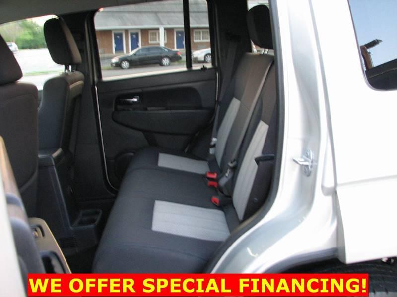 2009 Jeep Liberty 4x4 Sport 4dr SUV - Fairfax VA