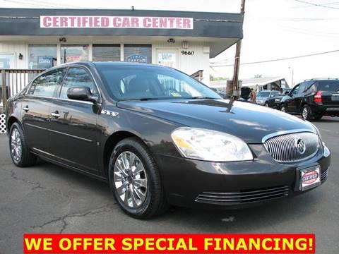 2008 Buick Lucerne for sale in Fairfax, VA