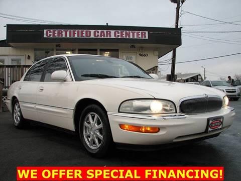 2001 Buick Park Avenue for sale in Fairfax, VA