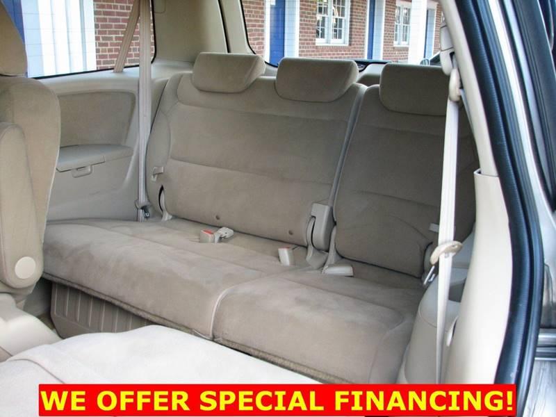 2009 Honda Odyssey EX 4dr Mini-Van - Fairfax VA