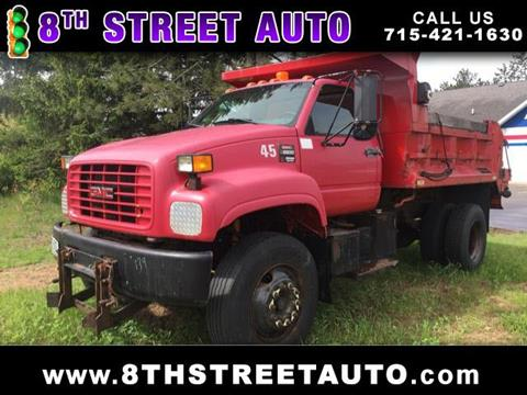2000 GMC C7500 for sale in Wisconsin Rapids, WI