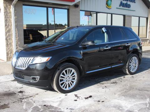 2014 Lincoln Mkx For Sale In Buford Ga Carsforsalecom