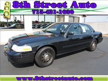 2010 Ford Crown Victoria for sale in Wisconsin Rapids, WI