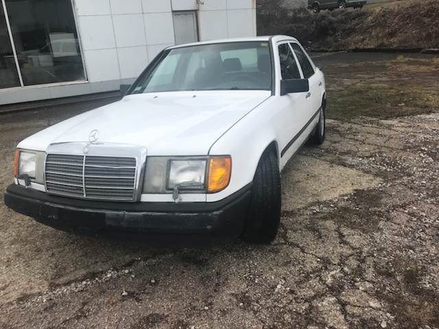 1987 Mercedes Benz 300 Class 4dr 300 D Turbodiesel Sedan   Indianapolis IN