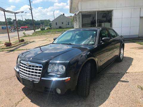 2008 Chrysler 300 for sale at Samuel's Auto Sales in Indianapolis IN