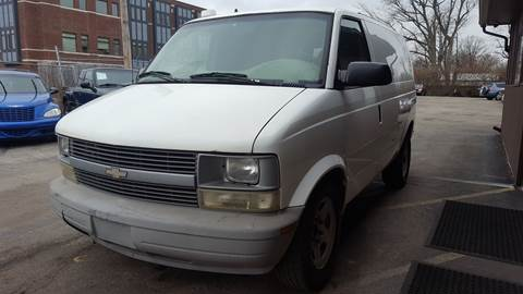 2bc3449f5a 2005 Chevrolet Astro Cargo for sale in Indianapolis