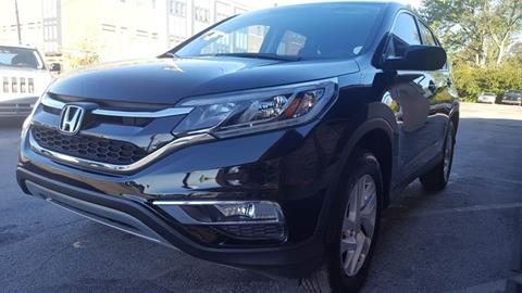 2015 Honda CR-V for sale at Samuel's Auto Sales in Indianapolis IN