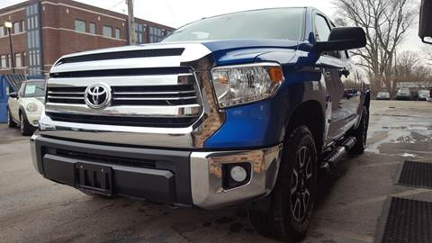 2016 Toyota Tundra for sale at Samuel's Auto Sales in Indianapolis IN