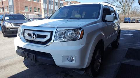 2010 Honda Pilot for sale at Samuel's Auto Sales in Indianapolis IN
