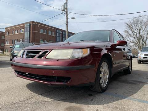 2003 Saab 9-5 for sale at Samuel's Auto Sales in Indianapolis IN