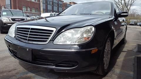 2006 Mercedes-Benz S-Class for sale at Samuel's Auto Sales in Indianapolis IN