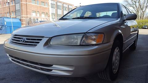 1998 Toyota Camry for sale at Samuel's Auto Sales in Indianapolis IN