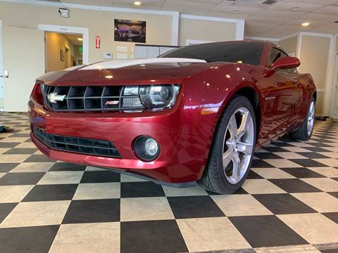 2011 Chevrolet Camaro for sale at Samuel's Auto Sales in Indianapolis IN