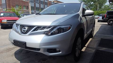2014 Nissan Murano for sale at Samuel's Auto Sales in Indianapolis IN