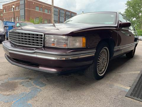 1995 Cadillac Deville >> 1995 Cadillac Deville For Sale In Indianapolis In
