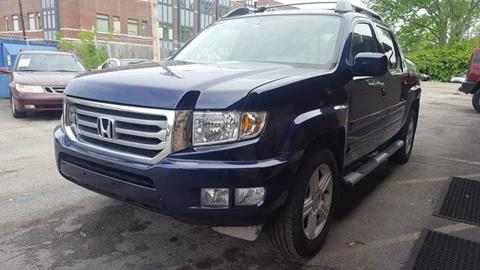 2013 Honda Ridgeline for sale at Samuel's Auto Sales in Indianapolis IN
