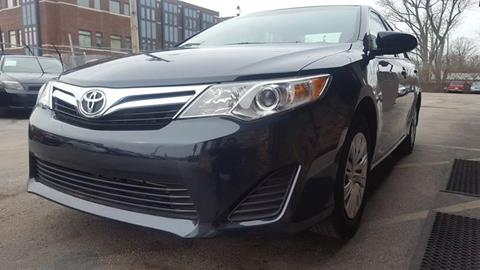 2014 Toyota Camry for sale at Samuel's Auto Sales in Indianapolis IN