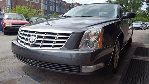 2010 Cadillac DTS for sale at Samuel's Auto Sales in Indianapolis IN