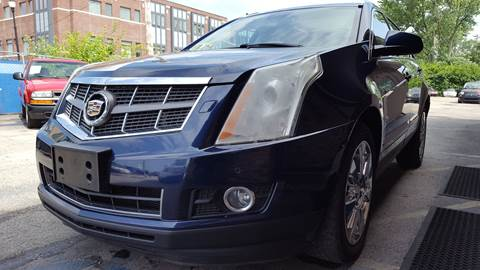 2011 Cadillac SRX for sale at Samuel's Auto Sales in Indianapolis IN