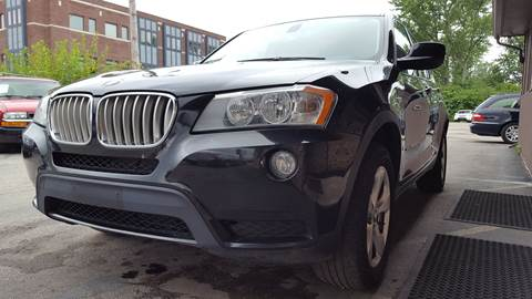 2012 BMW X3 for sale at Samuel's Auto Sales in Indianapolis IN